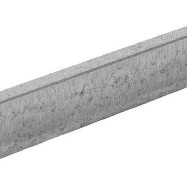 Opsluitband grijs 10x20x100cm