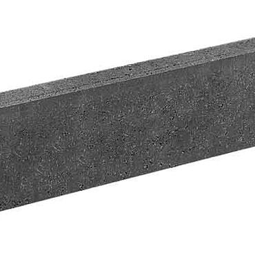 Opsluitband zwart 6x20x100cm
