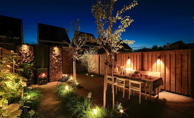 Verlicht uw tuin