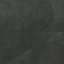 Keram. black slate mustang 60x60x2cm