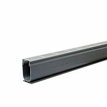 Ultra drain blackline watergoot 100x6x10,5 cm.