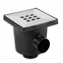 Ultra drain afvoerput 202x202x213 cm