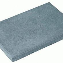 Tegel 40x60x5 cm komo grijs met pallet 48st/pk