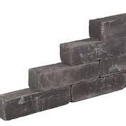 Blockstone Black 15x15x60cm