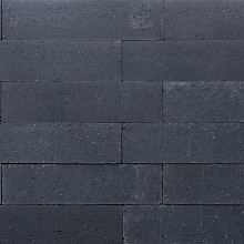 Wallblock New  12x12x60cm Antraciet