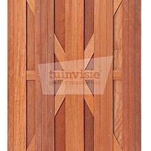 Hardhouten deur Salvador  180x100cm