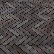 Ancona antica zwart-blauw-bruin waalformaat 65