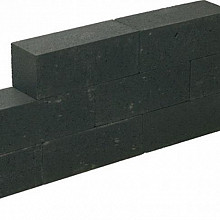 Allure Block Linea *15x15x60cm* Black