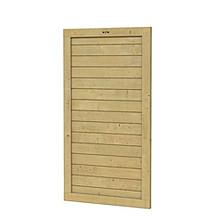 Basic deur Excellent (exclusief hang- en sluitwerk) 180x100cm Geïmpregneerd