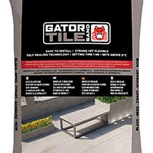 Fixs Gatorsand Tile 16kg Waterafsluitend Zwart