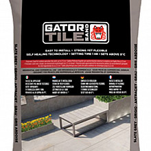 Fixs Gatorsand Tile 16kg Waterafsluitend Antraciet