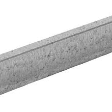 Opsluitband grijs 6x30x100cm
